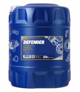 10W-40 Mannol Defender Motoröl 20 Liter