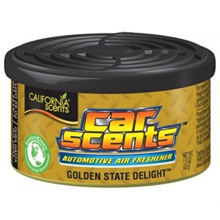 California Car Scents Golden State Delight