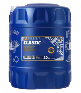 10W-40 Mannol Classic Motoröl 20 Liter