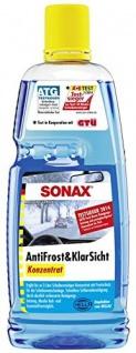 Sonax AntiFrost & KlarSicht Konzentrat 1 Liter