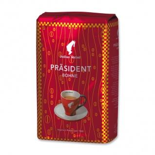Julius Meinl Kaffe Präsident ganze Bohne
