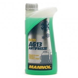 Mannol Kühlerfrostschutz Antifreeze AG13 Hightec 1 Liter