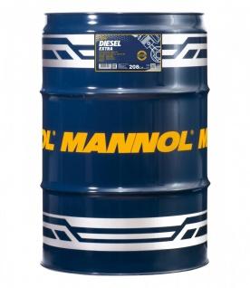 10W-40 Mannol Diesel Extra Motoröl 208 Liter