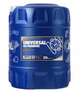 80W-90 Mannol Universal Getriebeöl 20 Liter