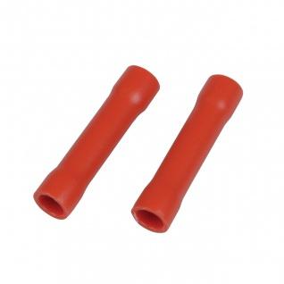 Cartrend Kabel Quetschverbinder rot 20 Stk