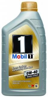 0W-40 Mobil 1 FS (ehem. New Life) Motoröl 1 Liter