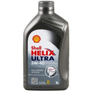 5W-40 Shell Helix Ultra Motoröl 1 Liter