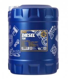 5W-30 Mannol Diesel TDI Motoröl 10 Liter