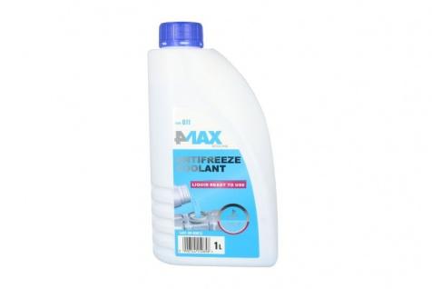 4Max Kühlerfrostschutz Antifreeze Coolant G11 Blau 1 Liter