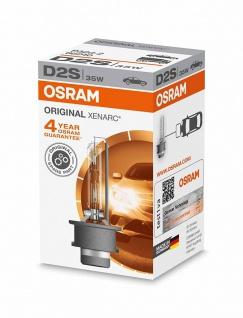 Osram D2S Original Xenarc Xenon 4300K 85V 35W P32D-2