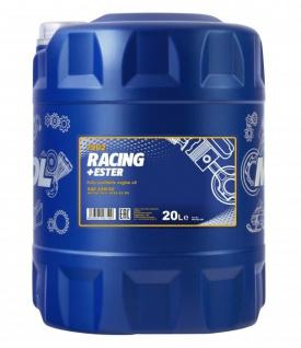10W-60 Mannol Racing+Ester Motoröl 20 Liter