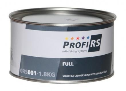 Profirs 0RS001 Full Füllspachtel Spachtel Universal mit Härter Gelb 1.8 kg