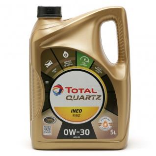 0W-30 Total Quartz Ineo First Motoröl 5 Liter