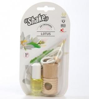 Shake Lufterfrischer Lotus 1+1 GRATIS Refill