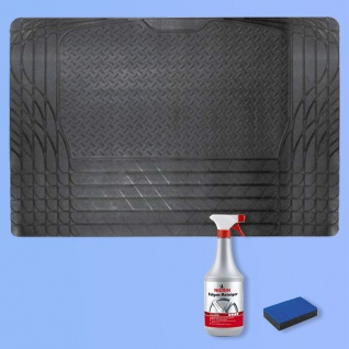 Kofferraummatte Safeguard Eco Paket DEAL Nigrin Felgenreiniger Felgenschwamm