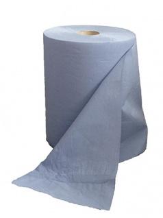 Funny Putzpapier Rolle blau 2-lagig 36 cm 1.000 Blatt