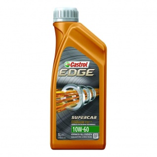 10W-60 Castrol EDGE Supercar 1 Liter