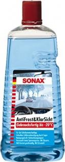 Sonax AntiFrost & KlarSicht gebrauchsfertig 2 Liter