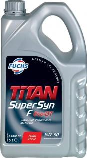 5W-30 Fuchs TITAN SuperSyn F Eco-DT 5 Liter