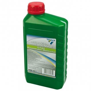 Cartec 4-Takt SAE 30 Rasenmäher Motorenöl 1 Liter
