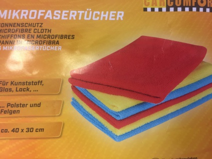 Walser Mikrofasertücher Microfasertuch 6er Set