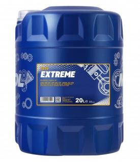 5W-40 Mannol Extreme Motoröl 20 Liter