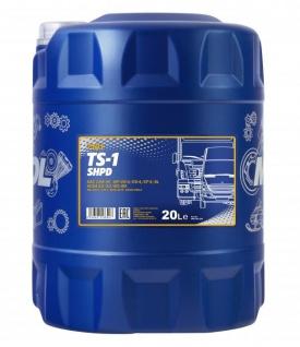 15W-40 Mannol TS-1 SHPD 20 Liter