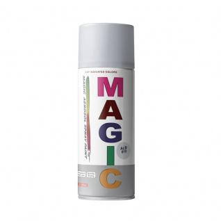 Magic 010 Lackspray Weiss Glänzend 450 ml