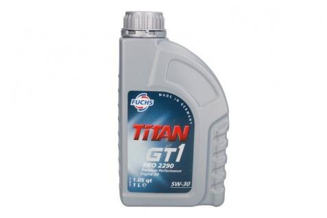 5W-30 Fuchs Titan GT1 Pro 2290 (C-2) Motoröl 1 Liter
