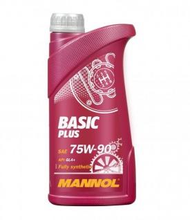 75W-90 Mannol Basic Plus Getriebeöl 1 Liter