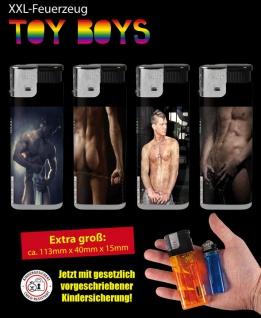 XXL Feuerzeug Toy Boys