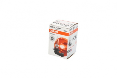 Osram Original HB3 Standard 12V 60W P20D Autolampe