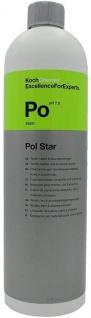 Koch Chemie Pol Star Textil Alcantara Leder Reiniger 1 Liter