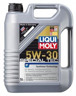 5W-30 Liqui Moly Special Tec F 5 Liter
