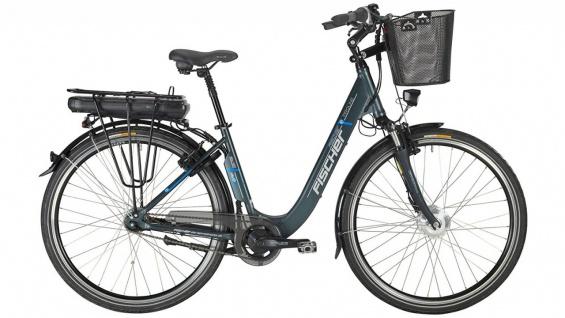 Fischer E-bike City Ecu 1401 28 Zoll - Vorschau 2