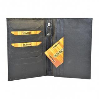 Nass Premium Lederbrieftasche