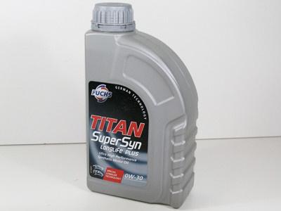 0W-30 Fuchs TITAN SuperSyn Longlife Plus 1 Liter