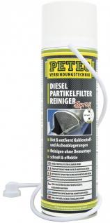 Petec Dieselpartikelfilterreiniger Spray 400 ml