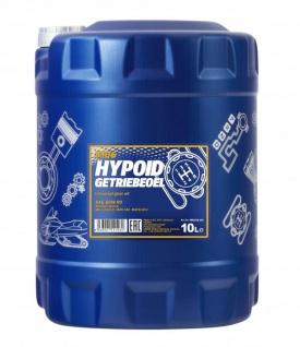 80W-90 Mannol Hypoid Getriebeöl 10 Liter