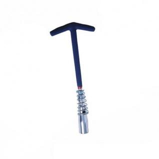 Silverline Zündkerzenschlüssel 21 mm