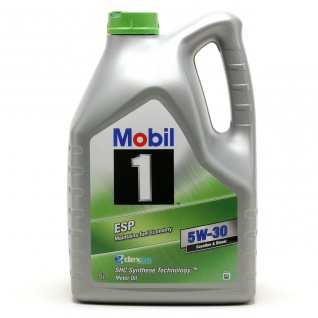 5W-30 Mobil 1 ESP Motoröl 5 Liter