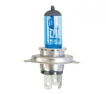 H4 Halogenlampe Blue Mistery 12V/55W