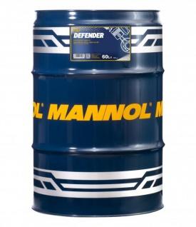 10W-40 Mannol Defender Motoröl 60 Liter