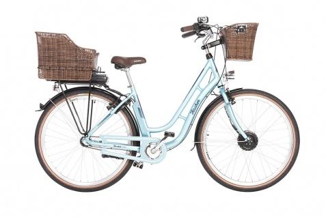 FISCHER E-Bike City ER 1804 Blau