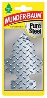 Wunderbaum Lufterfrischer Pure Steel