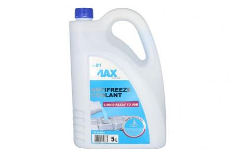 4Max Kühlerfrostschutz Antifreeze Coolant G11 Blau 5 Liter