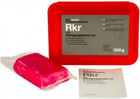 Koch Chemie Reinigungsknete Rot Abrasiv