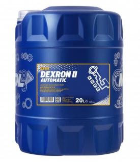 Mannol ATF Dexron II Automatic 20 Liter