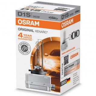 Osram Original D1S Xenarc 35W PK32D-2 66140 Autolampe