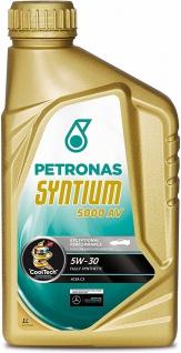 5W-30 Petronas Syntium 5000 AV 1 Liter